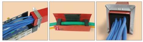 Защита от дыма и продуктов пиролиза с помощью кабельных проходок