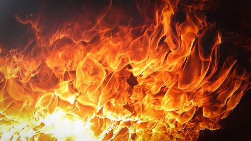 Распространение пожара