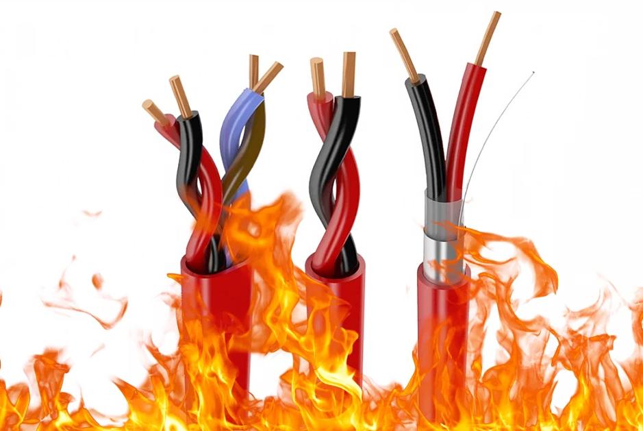 PYROHALON® PLUS кабели огнестойкие, не содержащие галогенов