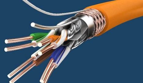 Безгалогенновый и огнестойкий кабель